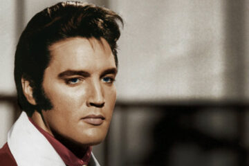 Elvis, el rey del rock and roll