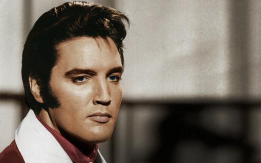 Elvis, el rey del rock and roll