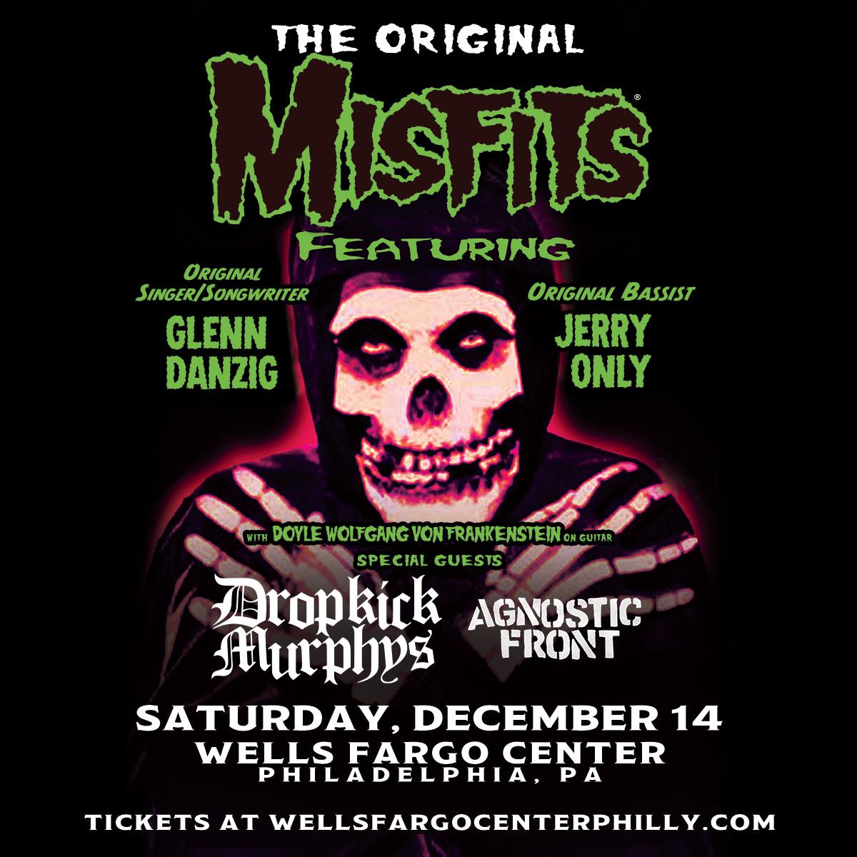 Misfits póster