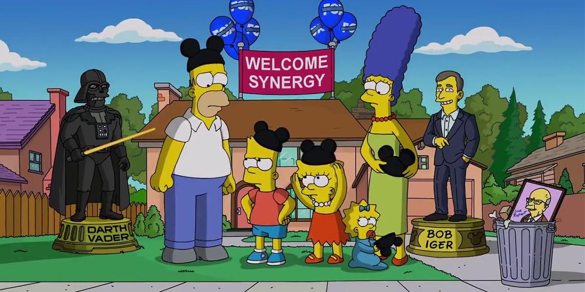 Los Simpsons. Producido por 20th Television