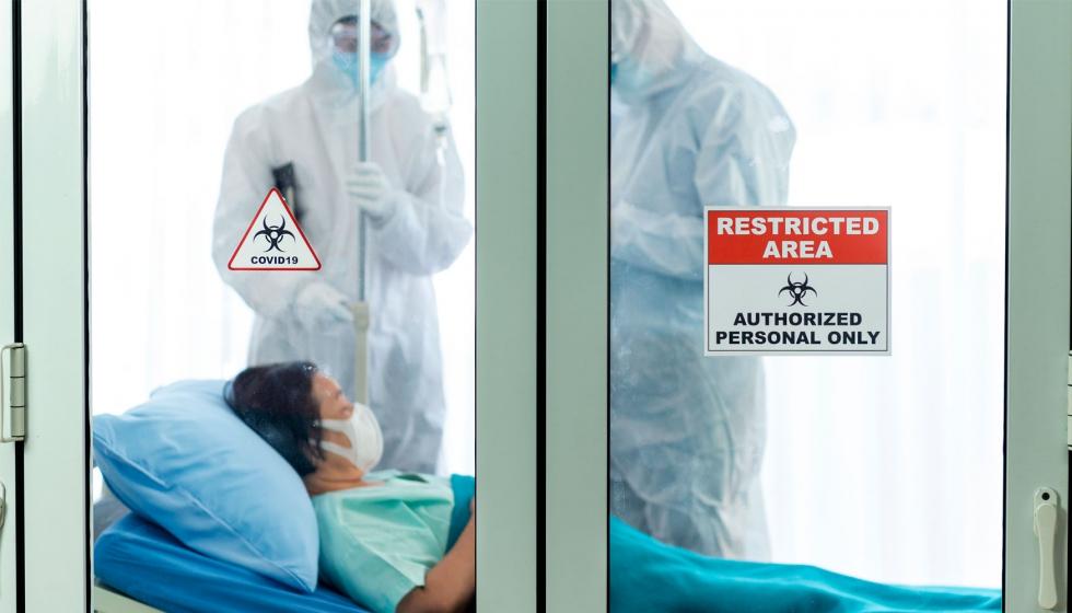 experiencia covid contagio