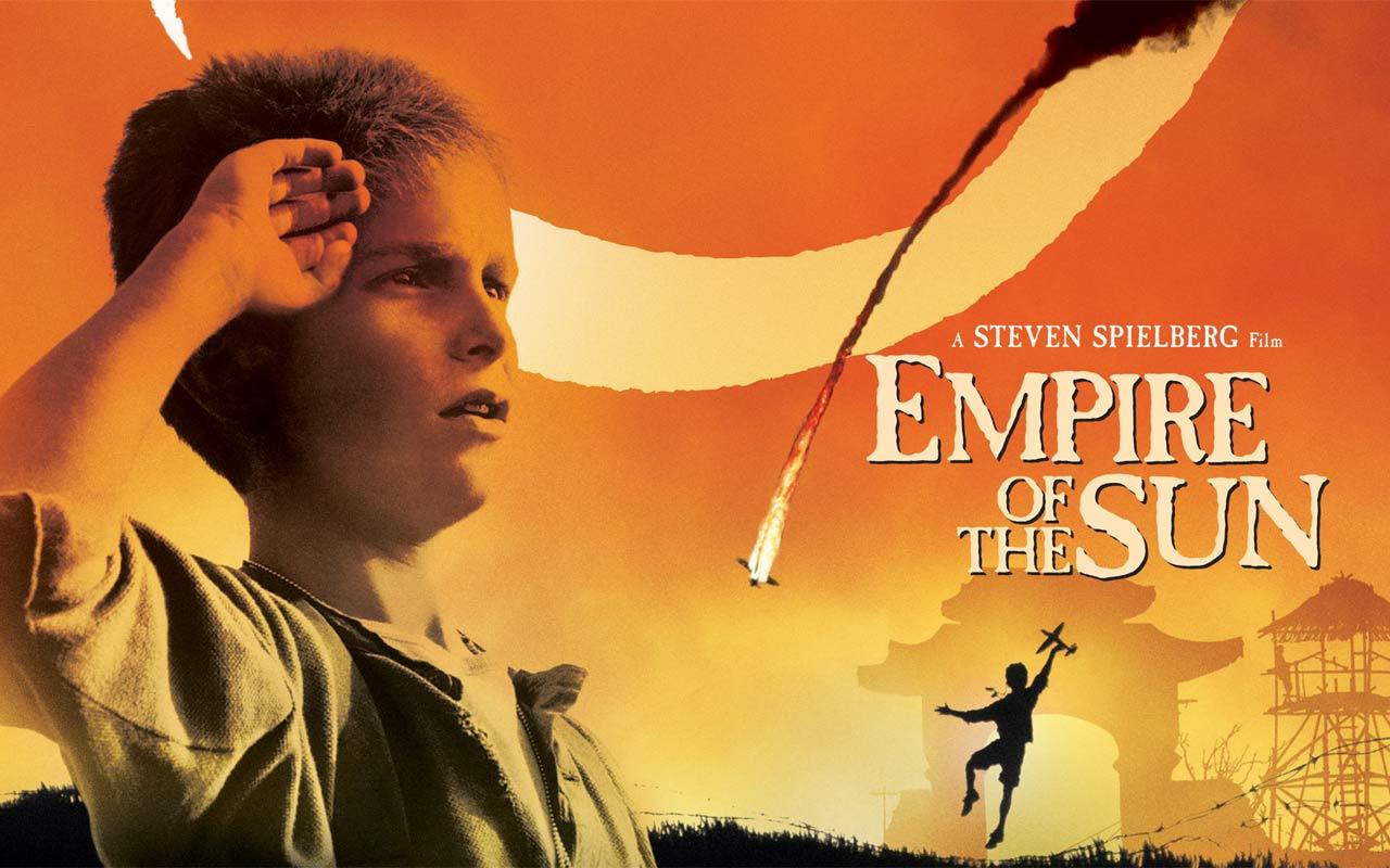 Empire of the Sun, producida por Amblin Entertainment.