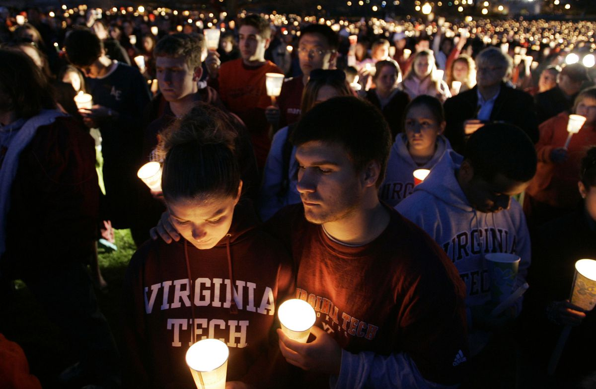 mass shooting virginia tech