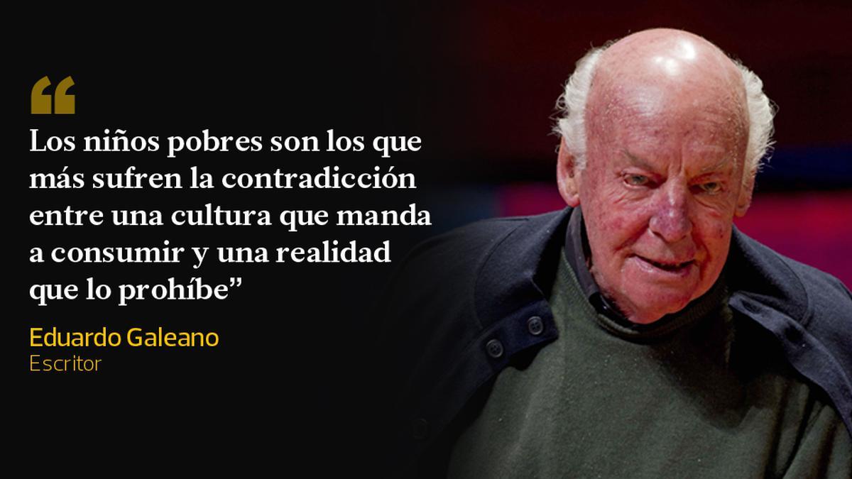 Eduardo Galeano, frase