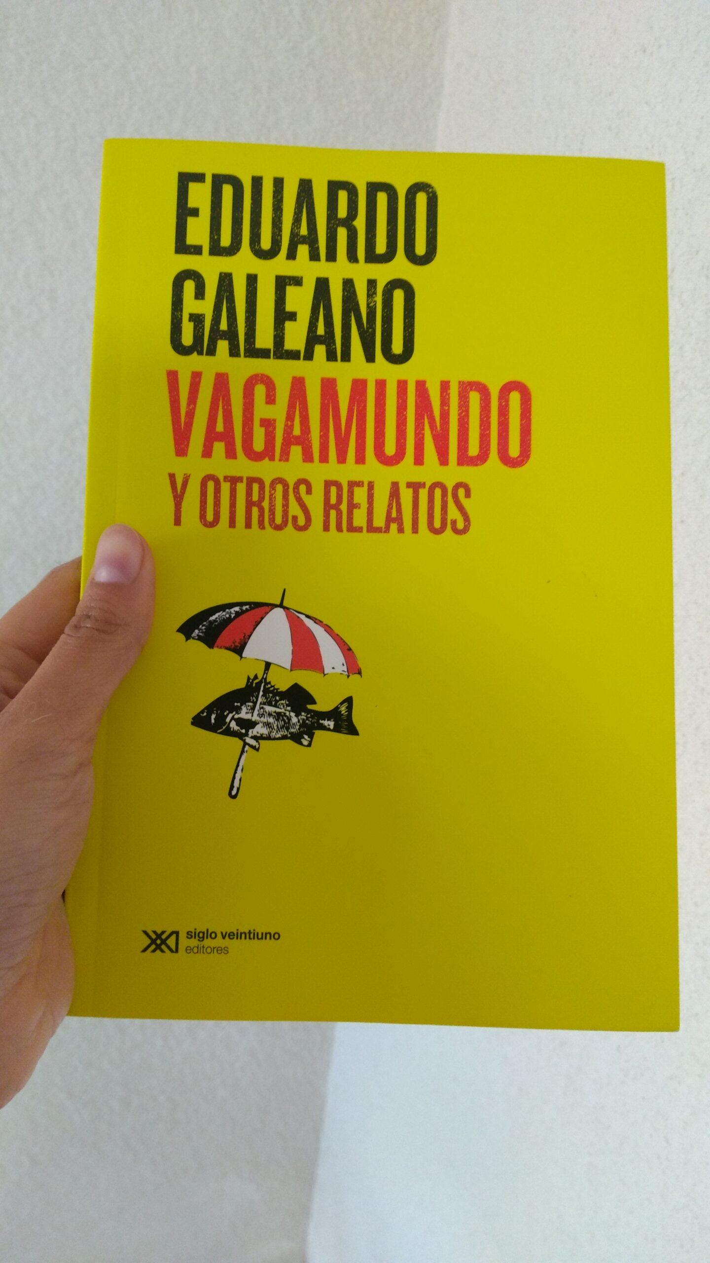 Libro Vagamundo y otros relatos