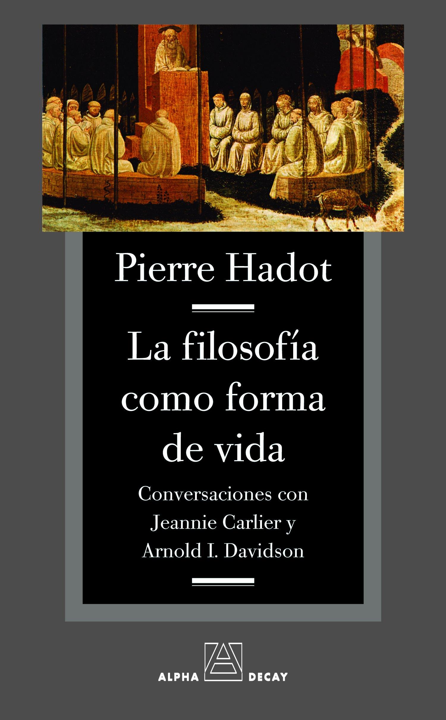 Libro Pierre Hadot