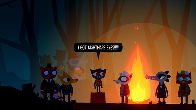 Night in the Woods es un videojuego desarrollado por Infinite Fall