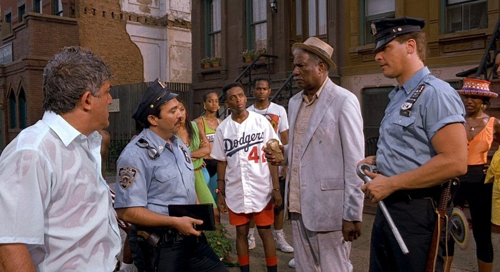 Do the Right Thing (1989). Producida por Spike Lee